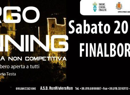 Borgo by night Running La Classifica