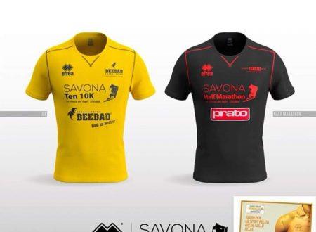 Pacco gara Savona Half Marathon e 10km