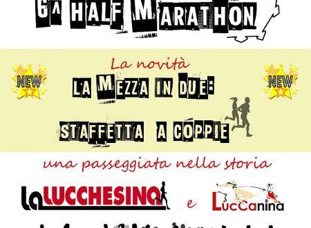 Half Marathon Lucca La Classifica