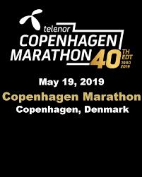 Maratona di Copenaghen La Classifica