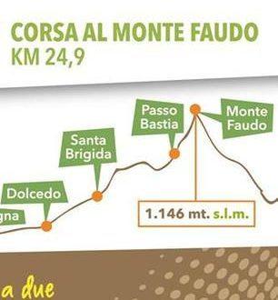 Corsa al Monte Faudo La Classifica
