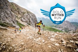 Dolomyth Run Skyrace trail La Classifica