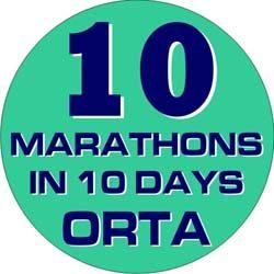 10 Maratone in 10 giorni sul Lago D'Orta