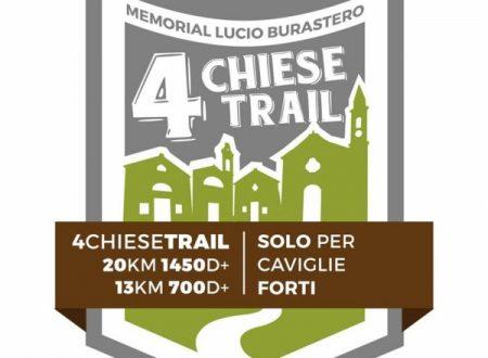4 Chiese Trail La Classifica