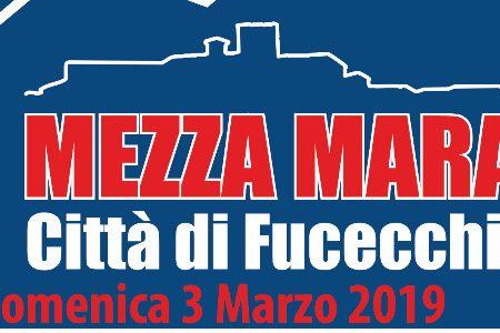 Alla 14° Mezza Maratona di Fucecchio Elisabeth Stantero e Gianfranco Bianchi della Podistica Savonese