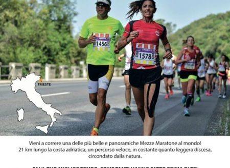 Trieste Half Marathon La Classifica
