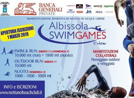 Albissola SwimGames La Classifica