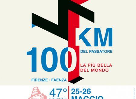 Andrea Diana al Passatore con i colori della Podistica Savonese!!!