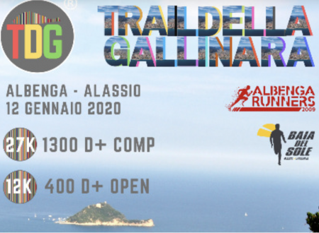 Trail della Gallinara La Classifica